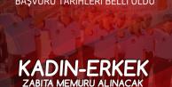 Zeytinburnu Belediyesi'ne Kadın-Erkek Zabıta Memuru Alınacak ! İşte Şartlar