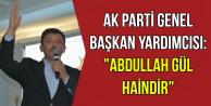 AK Partili İsim 'Abdullah Gül Haindir' Dedi