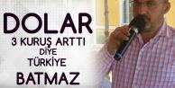 AK Partili Turan 'Dolar 3 Kuruş Arttı Diye Türkiye Batmaz'