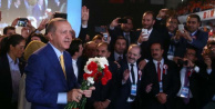 Cumhurbaşkanı Erdoğan, AK Parti Genel Başkanı Seçildi
