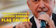 Cumhurbaşkanı Erdoğan'ın Çağrısının Ardından Flaş Gelişme! 'Tavan Yaptı'