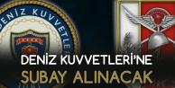 Deniz Kuvvetleri Komutanlığı'na Subay Alınıyor! Başvuru Sürecinde Son Günler