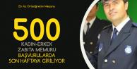 İBB En Az Ortaöğretim Mezunu Kadın-Erkek 500 Zabıta Memuru Alacak! Başvuru için Son Haftaya Giriliyor