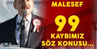 İçişleri Bakanı'ndan Açıklama: Malesef 99 Kaybımız Söz Konusu
