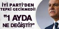 İYİ Parti Genel Başkan Yardımcısı Aydın'dan Arkaz'a Tepki: 1 Ayda Ne Değişti?