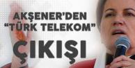 """İYİ Parti Lideri Akşener'den """"Türk Telekom"""" Tepkisi"""