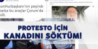 İYİ Partili Türkkan : Protesto İçin Kanadını Söktüm