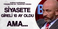 Kardak Kahramanı İYİ Parti GİK Üyesi Türkşen'den Milletvekili Transferi Yorumu