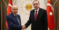 MHP Liderinden Cumhurbaşkanı Erdoğan'a Tebrik