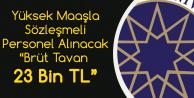 Yıldız Teknik Üniversitesi Yüksek Maaşla Personel Alacak (Brüt Tavan 23 Bin TL)