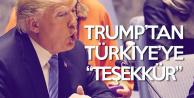 ABD Başkanı Trump'tan Türkiye'ye 'İdlib' Teşekkürü