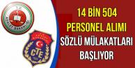 Adalet Bakanlığı ve CTE Personel Alımı Sözlü Mülakatları Başlıyor