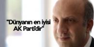 AK Parti Genel Başkan Yardımcısı Yavuz: AK Parti Dünyanın En İyi Partisi