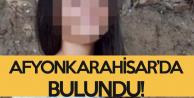 İzmir'de Kaybolan Liseli Kız Çocuğu Afyonkarahisar'da Bulundu!