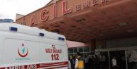 Kars'ta Ambulans Devrildi! 5 Yaralı Var