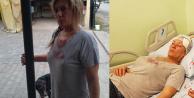 Sokak Hayvanlarını Besleyen Kadına Taşla Saldırdılar