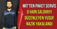 Son Dakika: MİT Yusuf Nazik'i Paketledi