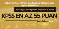 Sultangazi Belediyesi'ne Zabıta Memuru, Memur, VHKİ ve Memur Alınacak