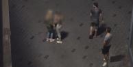 Taksim'de Fuhuş Operasyonu: Kadınlar Emniyete Götürülürken..