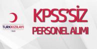 Türk Kızılayı KPSS'siz Personel Alacak! Başvuru Linki ve Şartları