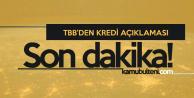 Türkiye Bankalar Birliği: Kredi Talebini Panik Yapan Firmalar Arttırdı