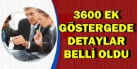 3600 Ek Gösterge ile Memurların Maaş ve İkramiye Artış Miktarı Belli Oldu