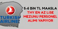 5-6 Bin TL Maaşla KPSS'siz En Az Lise Mezunu Personel Alımı