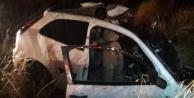 Ağrı'da Korkunç Kaza! 2 Ölü, 1 Yaralı