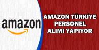 Amazon Türkiye Personel Alımı Yapıyor