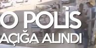 Antalya'da Perde Yüzünden Tartıştığı Kişiyi Vuran Polis Açığa Alındı