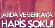 Arda Turan ve Şarkıcı Berkay'a Hapis Şoku! (İddianameler Hazırlandı)