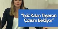 Aysu Bankoğlu: Taşeron İşçiler TBMM'den Çözüm Bekliyor