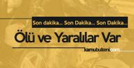 Bursa'da Ters Şerit Faciası! Ölü ve Yaralılar Var