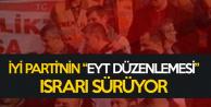 Cumhurbaşkanı Erdoğan'ın Bugün Yaptığı EYT Açıklamasına İlk Tepki İYİ Parti'den