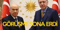 Cumhurbaşkanı Erdoğan ve MHP Genel Başkanı'nın Görüşmesi (Af , EYT, Taşeron ve İttifak)
