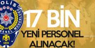 EGM 17 Bin Yeni Personel Alacak ! (Polis Memuru, Bekçi)