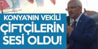 İYİ Partili Fahrettin Yokuş Çiftçilerin Sesi Oldu