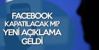İnceleme Başladı, Facebook Kapatılacak Mı?