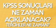 KPSS Lise Heyecanı Sona Erdi, 7 Ekim KPSS Ortaöğretim Ne zaman Açıklanır