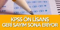 KPSS Ön Lisans için Geri Sayım Sona Eriyor (Soru Sayısı, Sınav Süresi ve Diğer Detaylar)