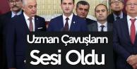 Mehmet Ali Çelebi'den TBMM'de 'Uzman Erbaş' Çıkışı