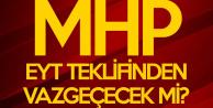 MHP, Emeklilikte Yaşa Takılanlar Düzenlemesini Geri Mi Çekecek?