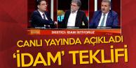 Mustafa Destici Canlı Yayında Açıkladı : İdam Teklifi İki Kesimi Kapsıyor