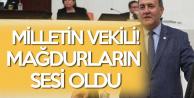 Ömer Fethi Gürer, EYT ve Taşeron Mağdurlarının Sesi Oldu