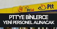 PTT'ye Önümüzdeki Süreçte Binlerce Yeni Gişe Memuru, Dağıtıcı Alınacak!