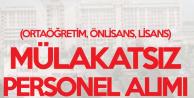 Trakya Üniversitesine Mülakatsız Ortaöğretim, Ön Lisans ve Lisans Mezunu Personel Alımı Yapılacak