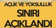 Türk-İş , Açlık ve Yoksulluk Sınırını Açıkladı!