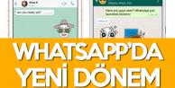 Whatsapp'da Yeni Döneme Girildi, Güncelleme Yapıldı