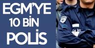 10 Bin Yeni Polis Alımı için Geri Sayım Sona Eriyor (PÖH Duyurusu da Bekleniyor)