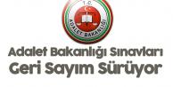 Adalet Bakanlığı Sınavları 29 Aralık'ta Yapılacak